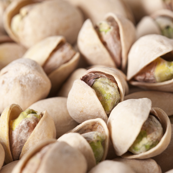 Salted Pistachios in the Shell