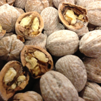 Salted Walnuts in the Shell