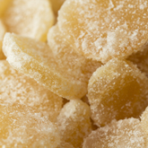 Natural Fiji Crystallized Ginger