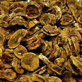 Organic Dried Banana Coins