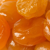Glazed Australian Apricots