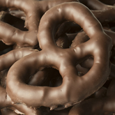 Dark Chocolate Pretzels