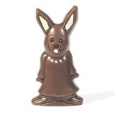 Nirvana Chocolates Easter Bunny - Girl