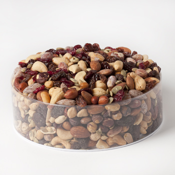 Fancy Free Frolic Gift Box - Harvest Nut Mix