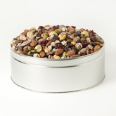 Nut Passion Gift Tin (Medium) - Chocolate Nut Mix