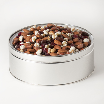 Nut Passion Gift Tin (Medium) - Wasabi Nut Mix