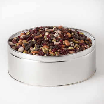 Nut Passion Gift Tin (Large) - Chocolate Nut Mix