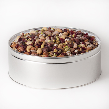 Nut Passion Gift Tin (Large) - Cranberry Nut Mix